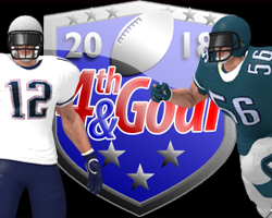 4th and Goal 2015 Featured game Icon